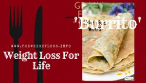 grain free burrito wrap