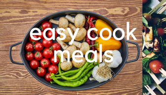 one pan vegetable easy cook meals